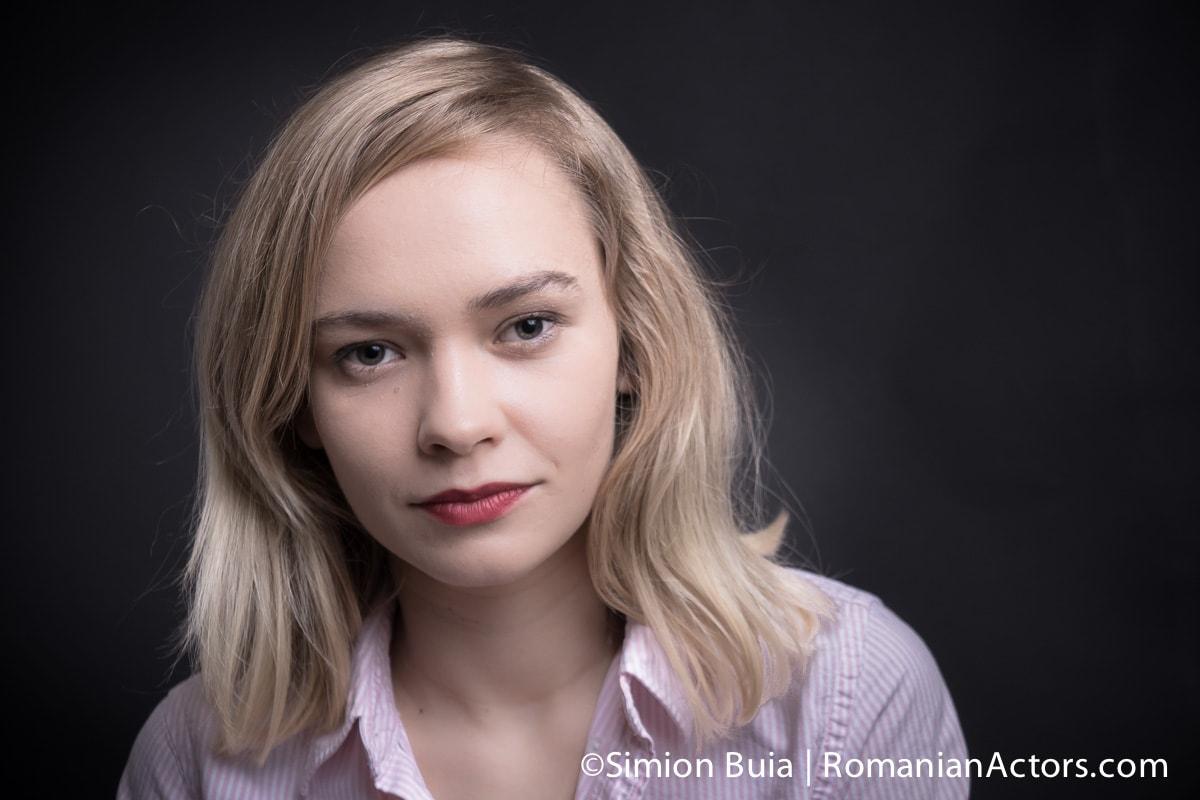 Silvana Mihai_Romanian_Actors by Simion Buia, actrita, actress
