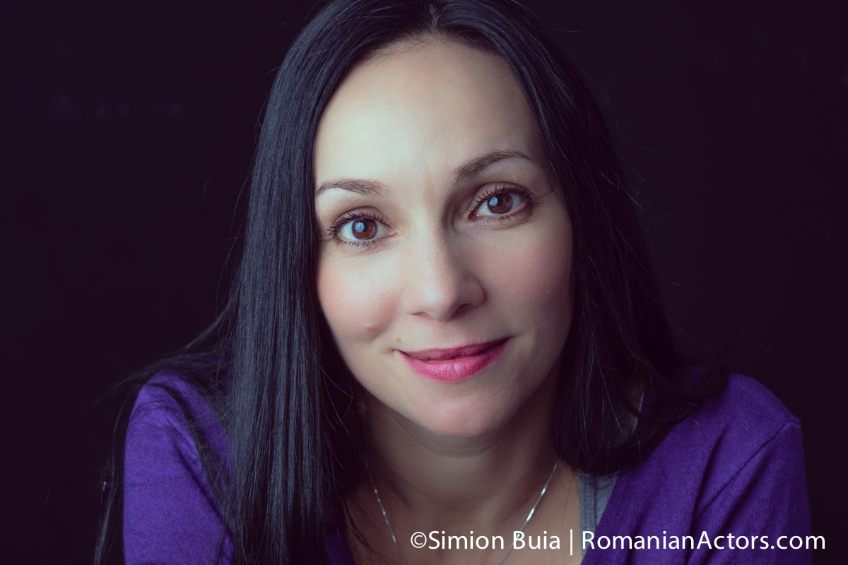 Fatma Mohamed by Simion Buia, actrita, Teatrul Andrei Muresanu Sfantu Gheorghe, Teatrul din Sibiu, Romanian Actors by Simion Buia