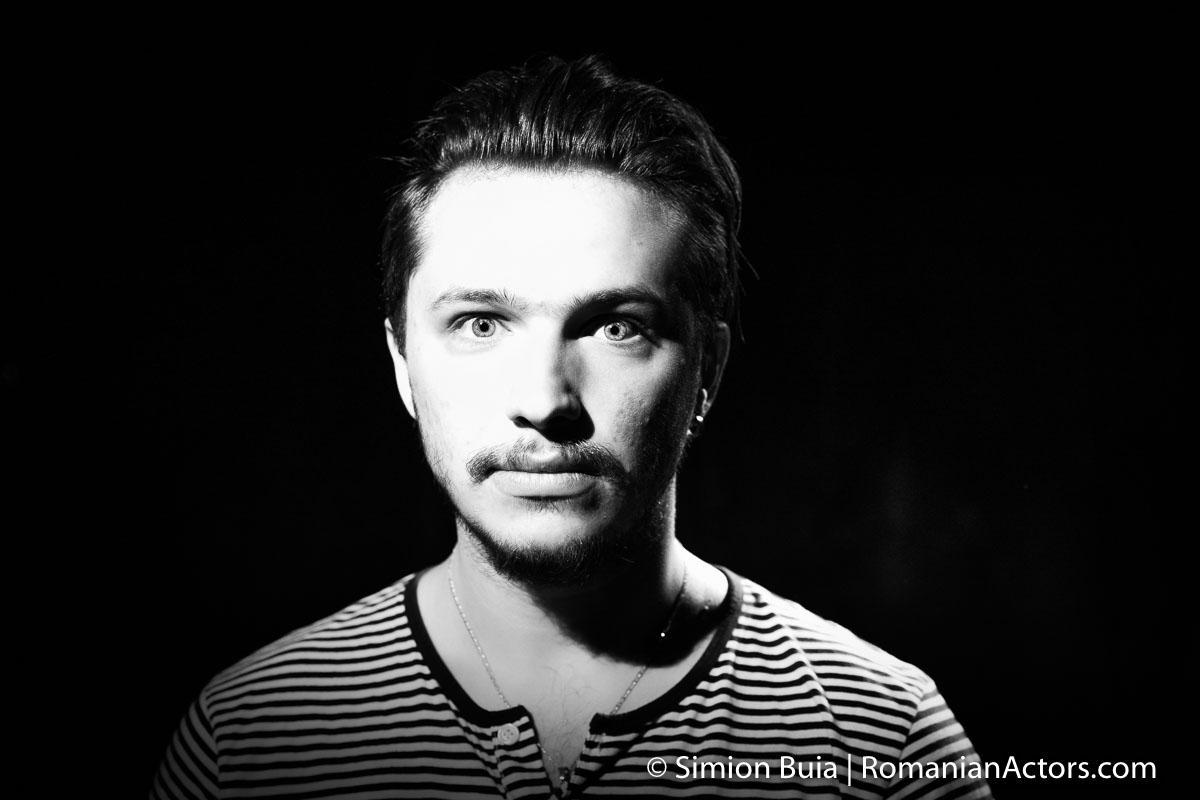 Bogdan Ujeniuc_Romanian Actors by Simion Buia